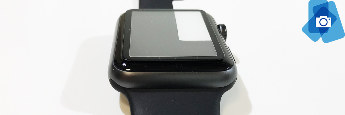 Zaoblené sklo Apple Watch 42mm - 3