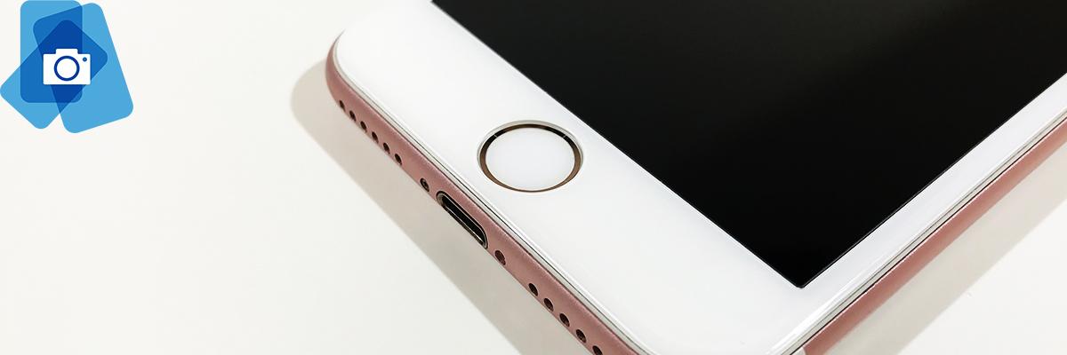 3D Tvrzené sklo iPhone 6,6s,7,8 Classic Bílé