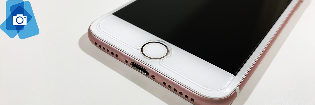 Tvrzené sklo iPhone 6,6s,7,8