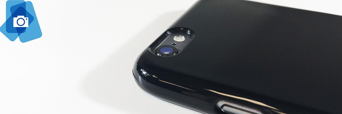 Pevný Gumový kryt iPhone 6 - Foto