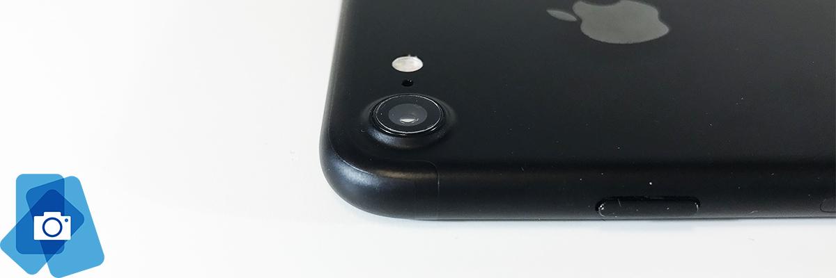 Tvrzené sklo na čočku fotoaparátu pro iPhone 7   iPhone 8 1e8b5657459